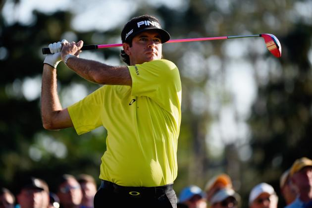 Masters 2014: Complete Analysis of Day 1 Leaderboard