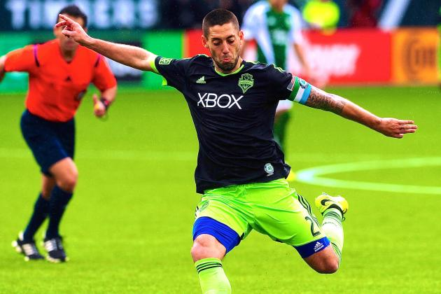 Clint Dempsey's $6.695 Million Salary Surpasses Entire Payroll of 15 MLS Teams