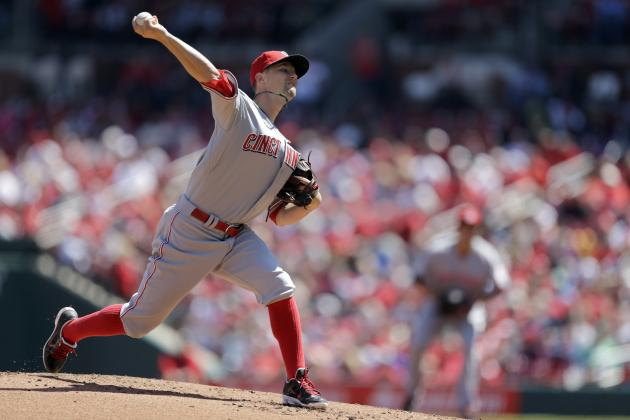 Cincinnati Reds: Mike Leake's Future More Bleak Than Bright