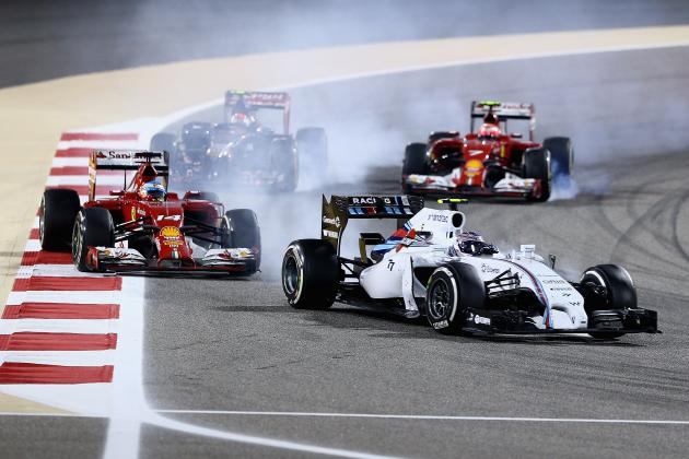 Has Formula 1 in 2014 Been Boring so Far?