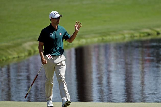 2014 Masters Leaderboard: Real-Time Updates for All Day 2 Leaders at Augusta