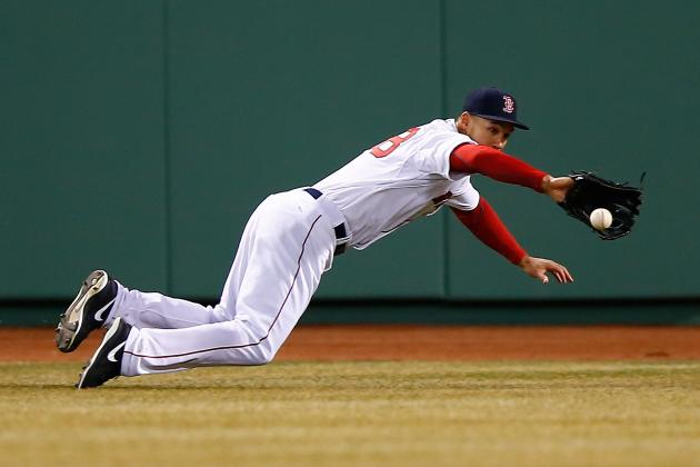 Red Sox Notes: John Farrell Explains Why the Switch for Grady Sizemore