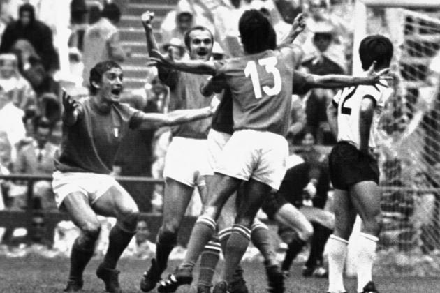 Italy World Cup Rewind: The Match of the Century, 1970