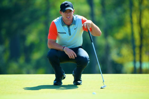 Rory McIlroy Hits Ground Running at 2014 Masters, but Will His Putting Hold Up?