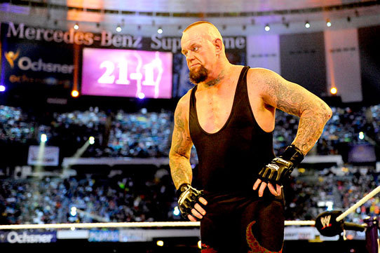 WWE Never Say Never: WWE Makes the Right Call, Ends Undertaker's Streak
