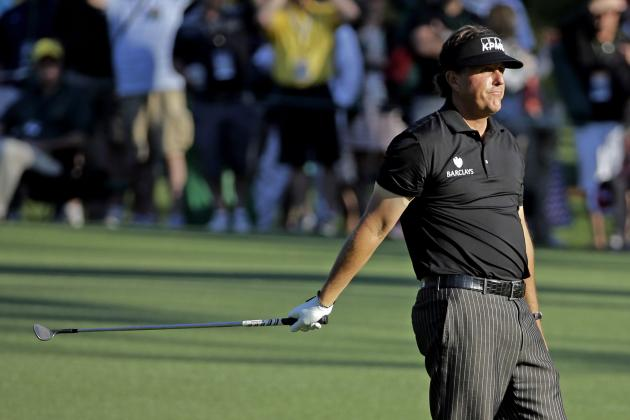 2014 Masters: Stars Primed to Surge Up the Leaderboard in Round 2