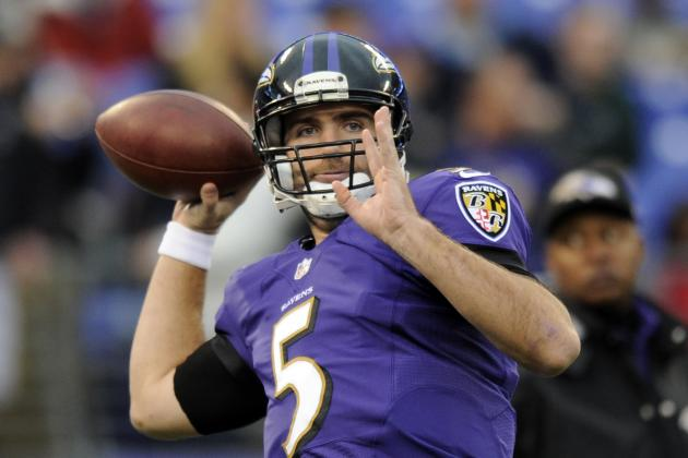 Why Joe Flacco Will Have a Career Year in 2014