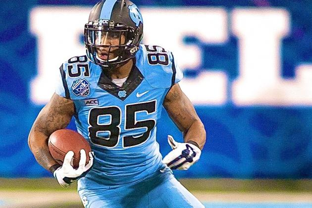 Eric Ebron: Just How Good Is 2014 NFL Draft Tight End Prospect?