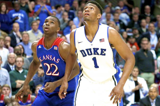 NBA Draft Notebook: Why Andrew Wiggins Has Surpassed Jabari Parker