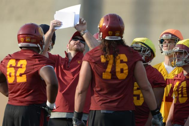 USC Football: Week 4 Spring Practice Stock Report