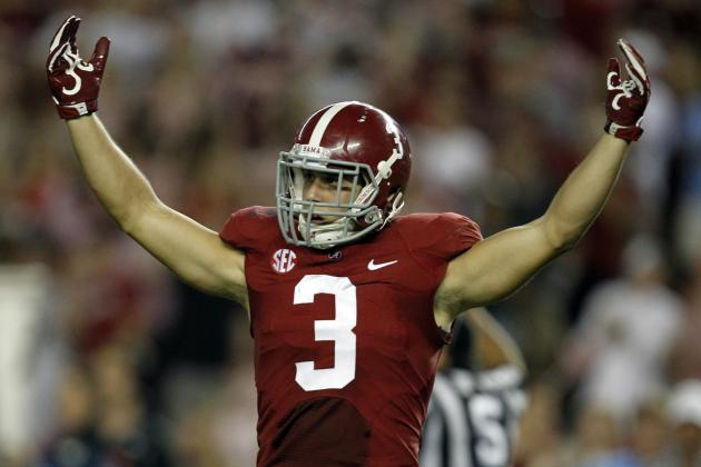 Reviewing Vinnie Sunseri's ACL Tear, Impressive Recovery and NFL Draft Stock