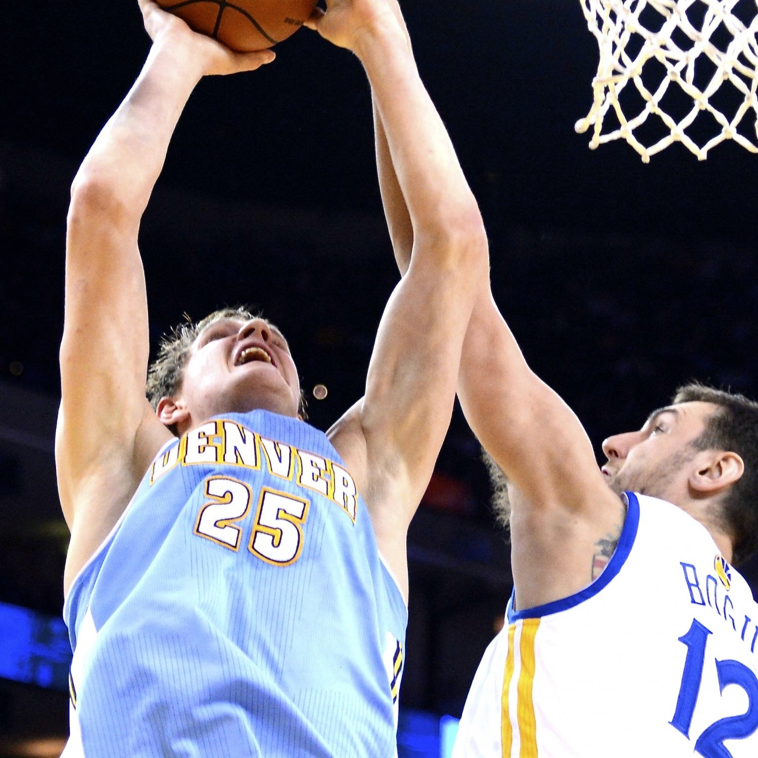 Denver Nuggets Vs. Golden State Warriors: Live Score And