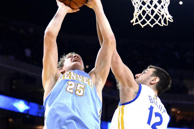 Denver Nuggets vs. Golden State Warriors: Live Score and Analysis