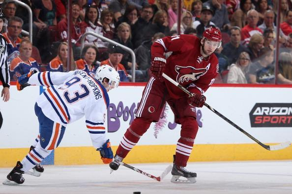 The Phoenix Coyotes' Playoff Hopes Hang by a Thread