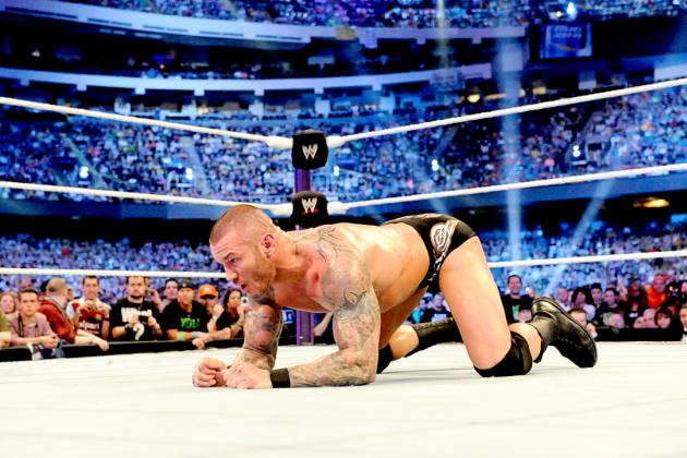 Randy Orton's WrestleMania Loss Does Not Hurt His Standing in WWE