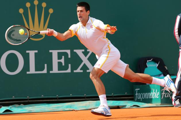 How Novak Djokovic Can Join Clay-Court Legends at the Monte Carlo Masters