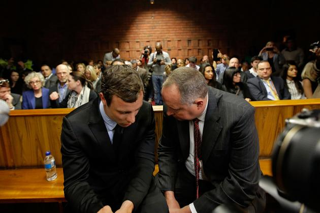 Oscar Pistorius Trial: Live Stream and Latest Updates from Reeva Steenkamp Case