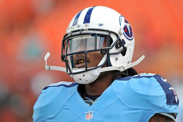 Why the Atlanta Falcons Are the Ideal Landing Spot for Chris Johnson