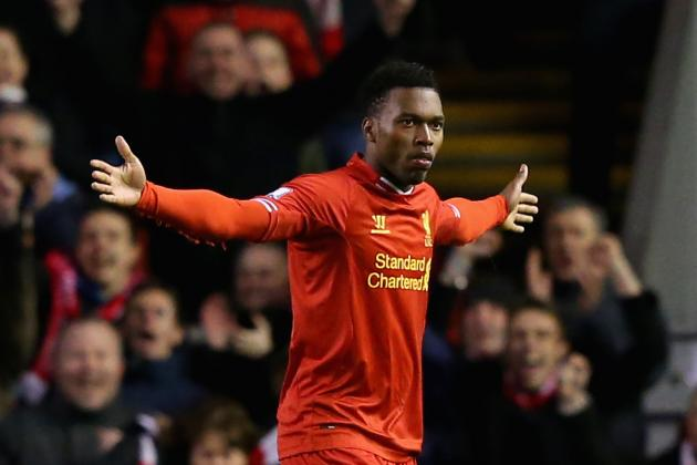 Daniel Sturridge Aims Dig at Manchester City, Chelsea as Liverpool Target Title