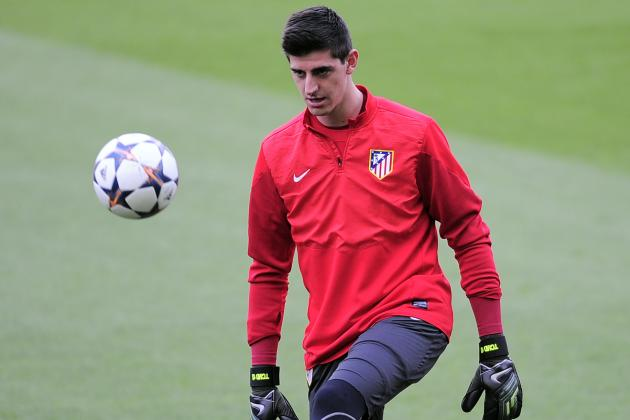 Chelsea Transfer News: Champions League May Force New Thibaut Courtois Contract