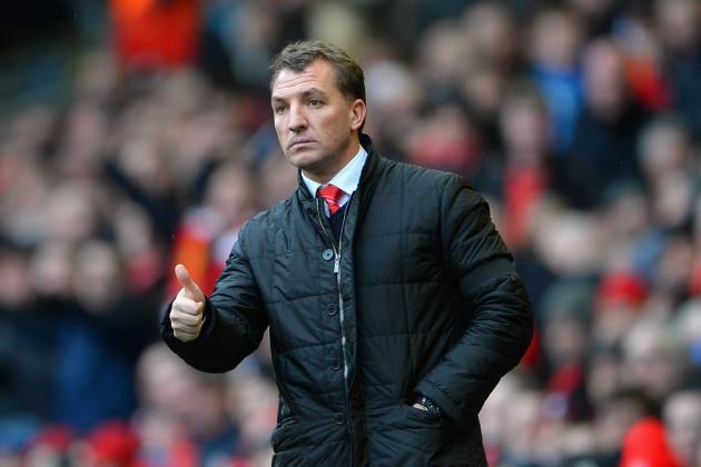 Brendan Rodgers, Luis Suarez and Steven Gerrard Win Premier League Awards