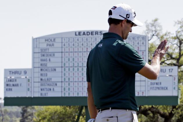 Masters TV Schedule 2014: Day 2 Tee Times, Coverage and Live Stream Info