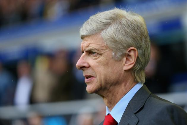 Arsene Wenger's Future Rests with Arsenal Players in FA Cup Semi-Final