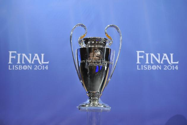 Twitter Reacts to Champions League 2014 Semi-Final Draw