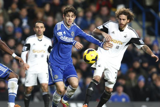 Swansea City vs. Chelsea: Date, Time, Live Stream, TV Info and Preview