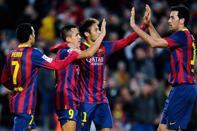 FC Barcelona: How Barcelona Will Line Up Against Granada on Saturday