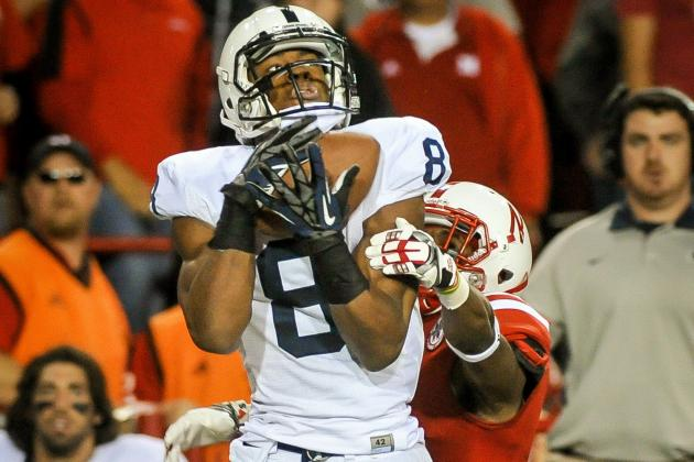 Draft Daily: Close-Up on PSU WR Allen Robinson