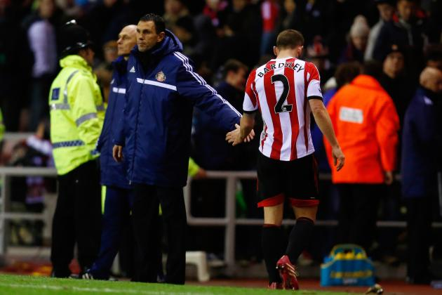 Poyet Expects Defender to Leave
