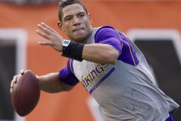 Report: Josh Freeman to Work out for New York Giants