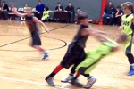 Youth Player Has NBA Flop Game