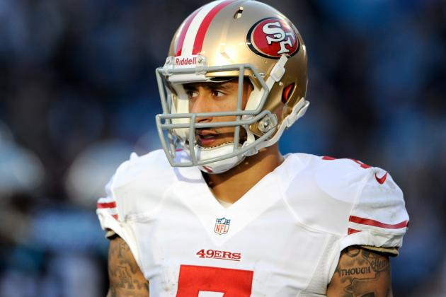 While Not Accused of Wrongdoing, Kaepernick Possibly Hurt