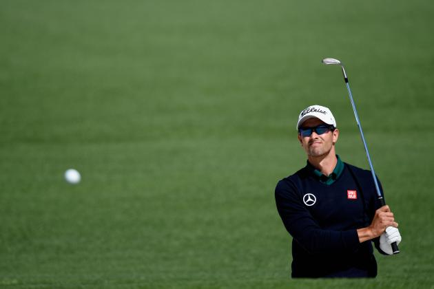 Masters Leaderboard 2014: Day 2 Score Updates and Tournament Predictions