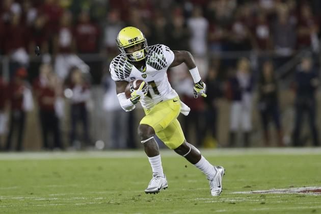 Oregon Football: How Bralon Addison's Reported Injury Impacts Ducks Offense