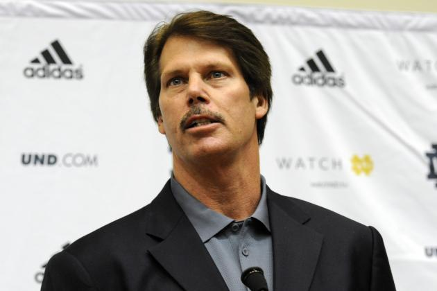 Notre Dame Football: Will Irish Get UGA or Auburn Version of Brian VanGorder?