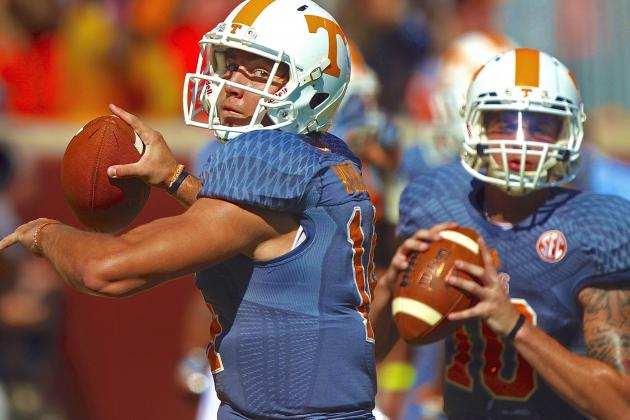 Why 2014 Spring Game Is SEC Coming-out Party for Butch Jones' Tennessee Team