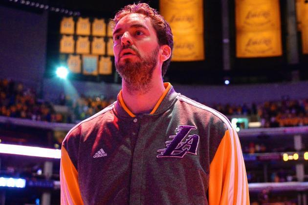 Have We Seen the Last of Pau Gasol's Los Angeles Lakers Career?