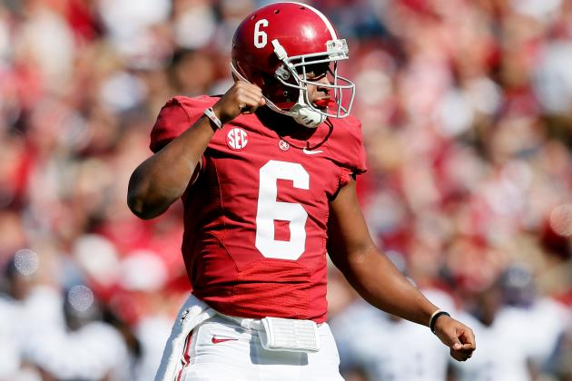 SEC Football Q&A: Jacob Coker over Blake Sims, Heisman QBs and Impact Assistants