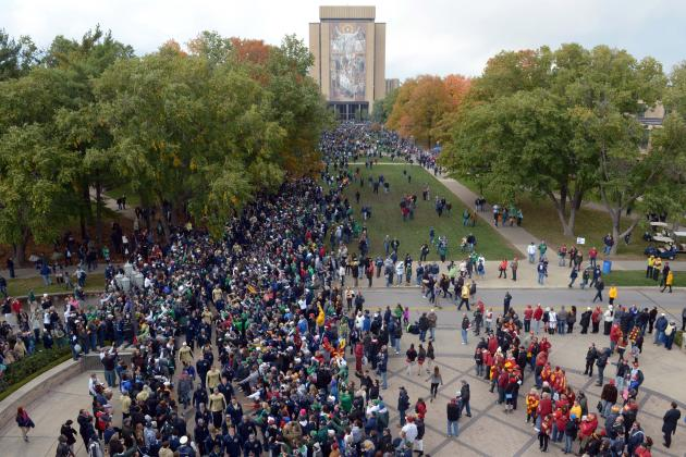 Notre Dame Football: Week 6 Spring Practice Stock Report
