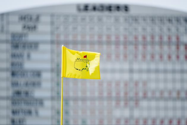 Masters Leaderboard 2014: Updates on Golf's Top Day 2 Scorers