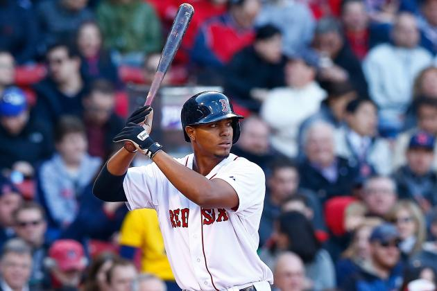 Bogaerts the Answer to Leadoff Quandary?