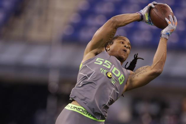 Todd McShay NFL mock draft 4.0 has 49ers looking CB, WR, C