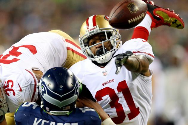 Donte Whitner Explains 49ers' Exit