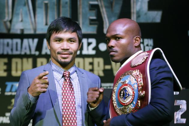 Pacquiao vs. Bradley 2: How Newest Chapter in Rivalry Will Play Out