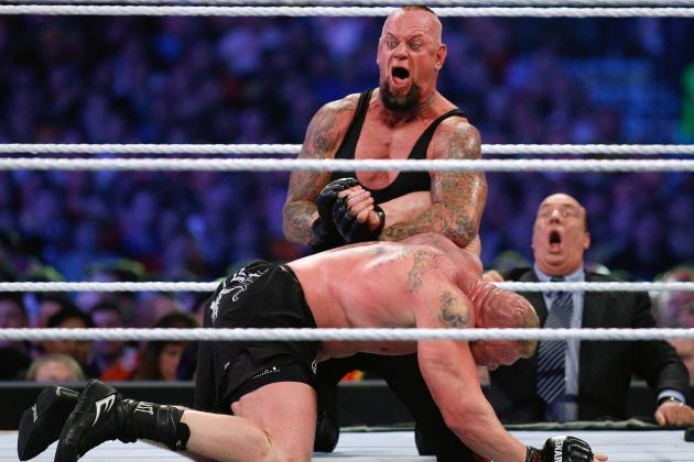 WrestleMania 30, the Undertaker & Latest WWE News & Rumors from Ring Rust Radio