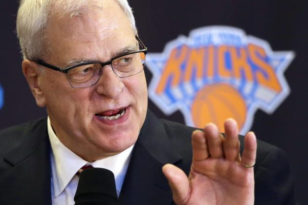 Few Know Phil Jackson as Knicks Prez Like His Longtime Assistants—Here's Why