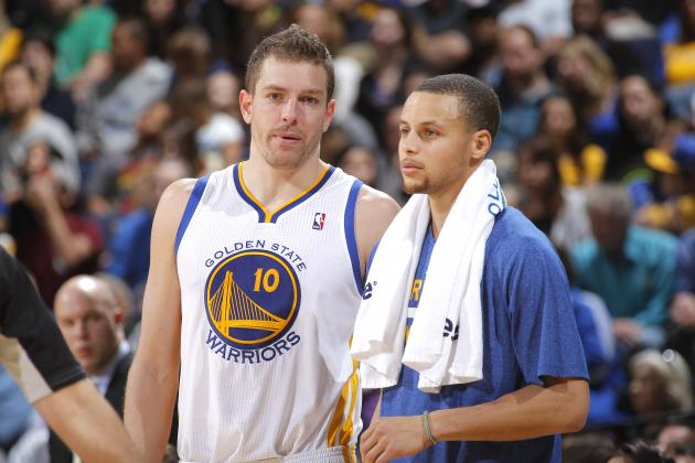 How Important Is David Lee to Golden State Warriors' Playoff Run?